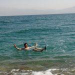 【イスラエル旅行記】Day4 死海って本当に体が浮くの?