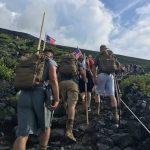 【blog】ダウニー臭がする富士登山