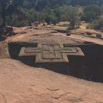 【エチオピア旅行記】Day2 聖地ラリベアの土を掘ってできた教会とは?
